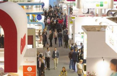 Zorg & ICT exhibition, Jaarbeurs Utrecht