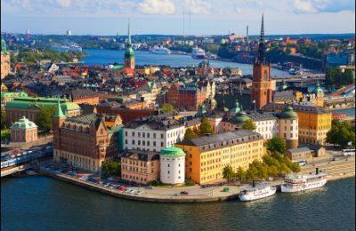 VMP study trip Sweden 2015