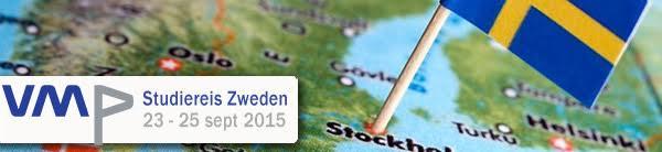 VMP studiereis Zweden
