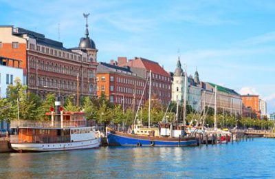 Studiereis Helsinki, Finland