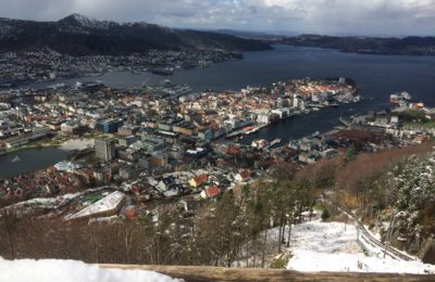 Bergen – Noorwegen | April 2017