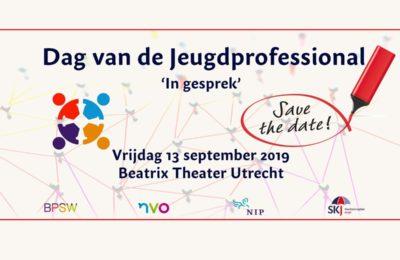 'Dag van de Jeugdprofessional' Jaarbeurs Utrecht